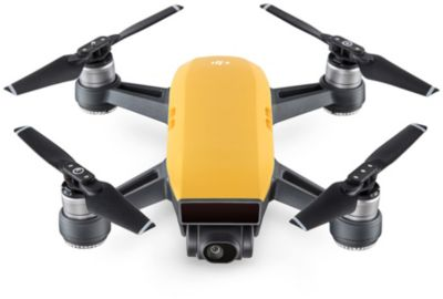 Drone DJI Spark Fly More Combo Jaune