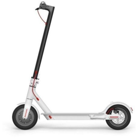 Trottinette XIAOMI M365 Blanc Electric Scooter