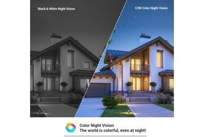 Caméra EZVIZ C3W Color Night Vision