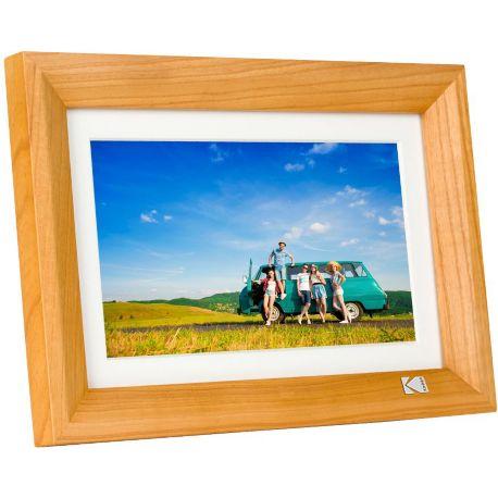 CADRE PHOTO KODAK 7' cadre bois