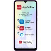 Smartphone HUAWEI Y6p Purple