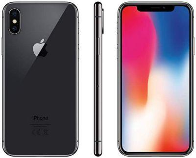 Smartphone Apple iPhone X 64Go Gris sidéral