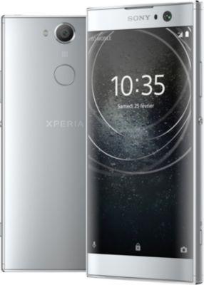 Smartphone Sony Xperia XA2 Silver