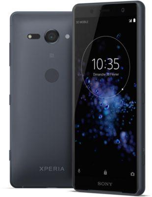 Smartphone Sony Xperia XZ2 Compact Noir