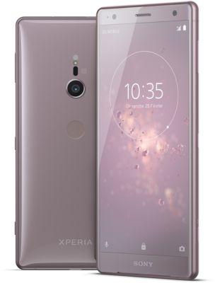 Smartphone Sony Xperia XZ2 Rose Lila