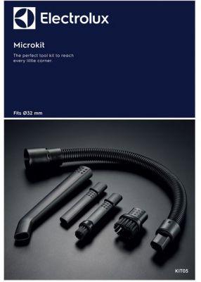 Adaptateur Flexible electrolux kit05 kit de précision pour puref9