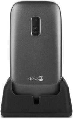 Téléphone portable Doro 6030 Graphite/Blanc