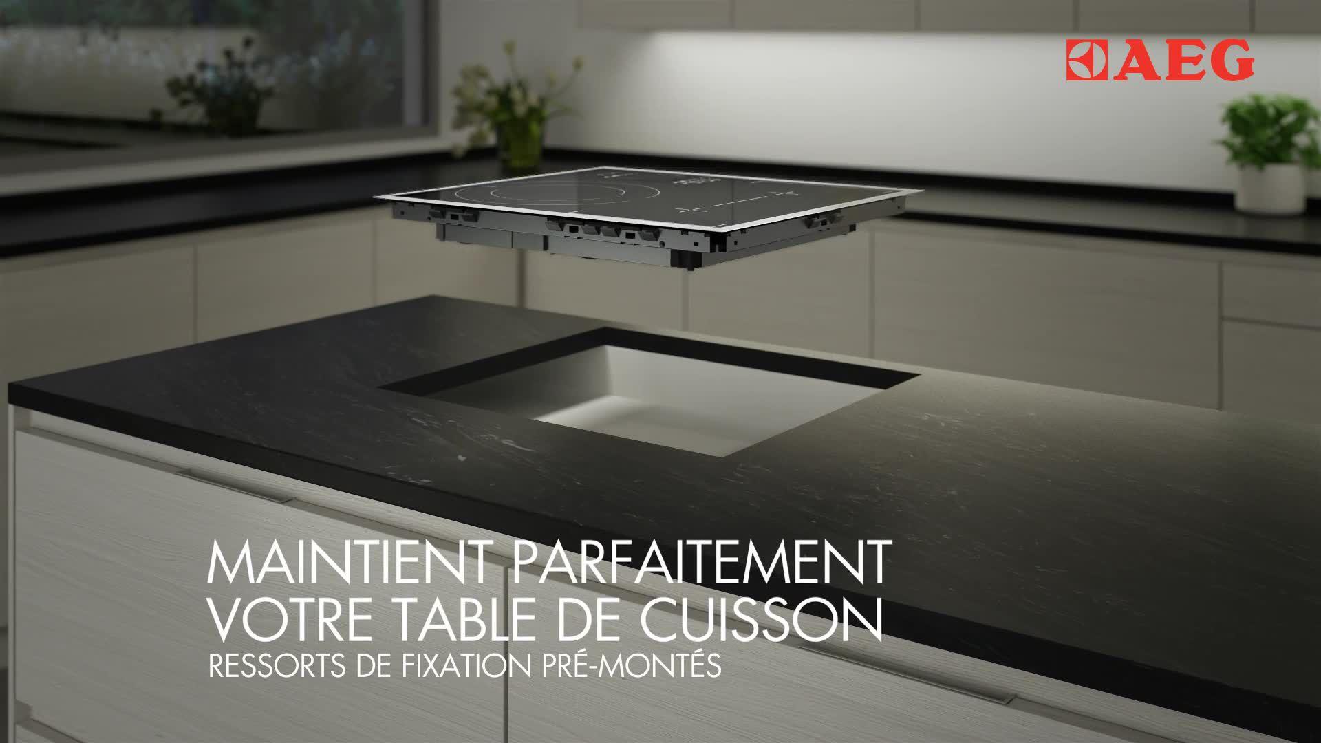 Comparatif Plaque Mixte Induction Gaz table mixte induction gaz aeg hd634170nb