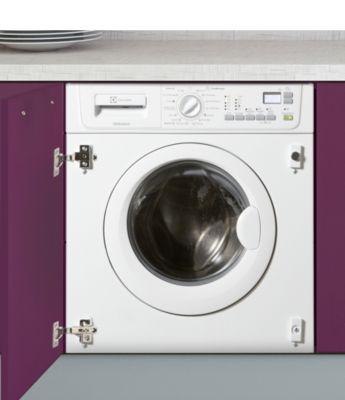 Lave linge hublot encastrable Electrolux EWG 127410 W