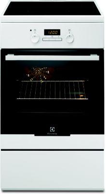 Cuisinière induction Electrolux EKI54552OW