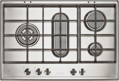 electrolux egh7359gox reconditionn comme neuf plaque gaz boulanger. Black Bedroom Furniture Sets. Home Design Ideas