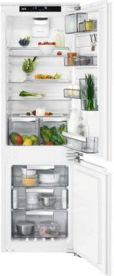Réfrigérateur combiné encastrable AEG SCE81864TC