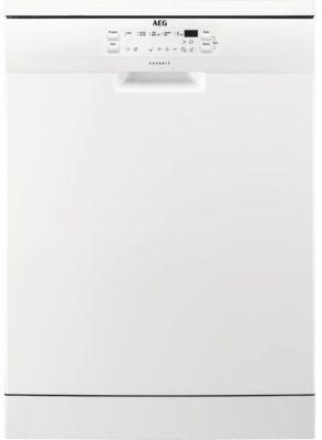 Lave vaisselle 60 cm AEG FFB52610ZW