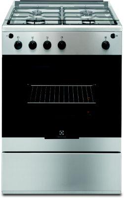 Cuisinière gaz Electrolux EKG60100VX