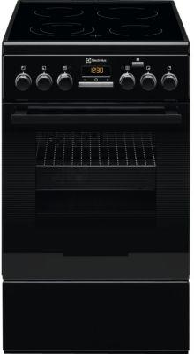 Cuisinière Vitrocéramique electrolux ekc54953ok