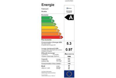 LLS Intég ELECTROLUX EW7W1684BI