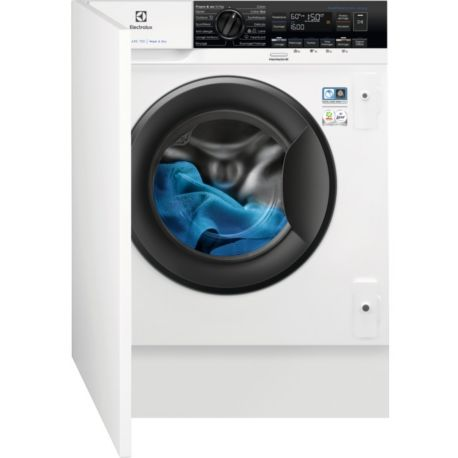 lave linge s chant int grable electrolux ew7w1684bi. Black Bedroom Furniture Sets. Home Design Ideas