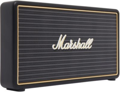 Enceinte Bluetooth Marshall Stockwell noir