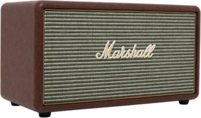 Enceinte Bluetooth Marshall STANMORE BT marron