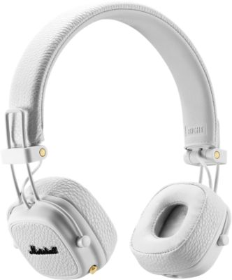 Casque Arceau Marshall Major III Bluetooth Blanc