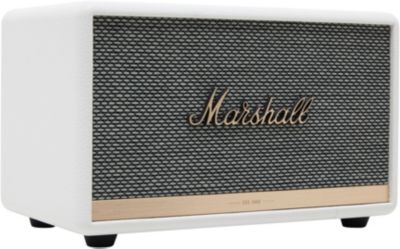 Enceinte Bluetooth Marshall ACTON BT II Blanche