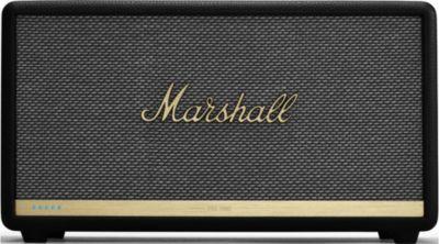 Enceinte Multiroom Marshall STANMORE II Voice Noir Alexa