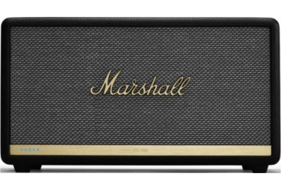 Enceinte MARSHALL STANMORE II Alexa Voice Noir
