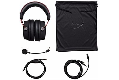 Casque micro HYPERX Cloud Alpha