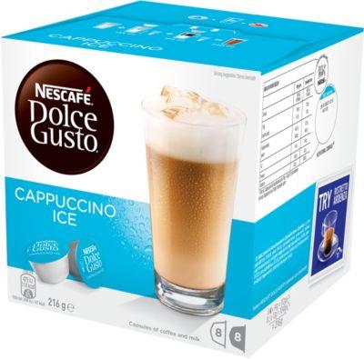 Capsules Nestle Nescafé Cappuccino Ice