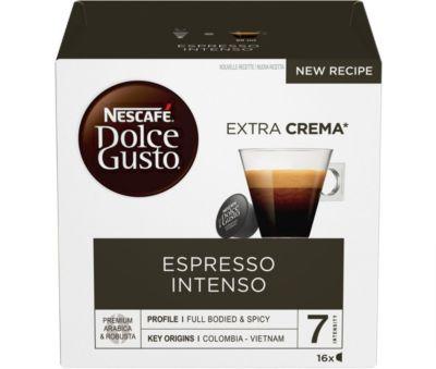Dosette Dolce Gusto Nestle Nescafé Espresso Intenso Dolce Gusto