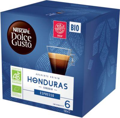 Dosette Dolce Gusto Nestle Nescafé Espresso Honduras Bio DolceGusto