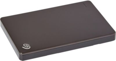Disque Dur externe seagate 2.5'' 1to back up plus slim noir