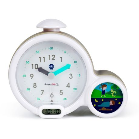 Réveil KID'SLEEP Clock gris