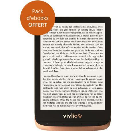 Liseuse ebook TEA VivlioTouch HD Plus