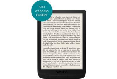 e-book VIVLIO InkPad3 7,8¨ Noire - 8Go