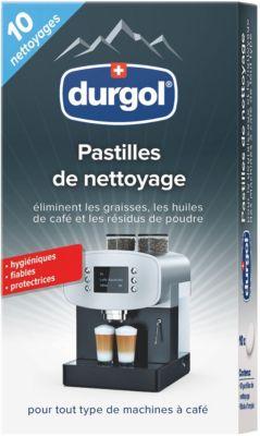 Entretien Durgol Pastilles de nettoyage