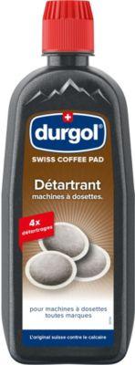 Détartrant Durgol Swiss Coffee Pad 500 ml