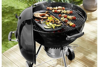 Barbecue WEBER ORIGINAL KETTLE PREMIUM 57cm Black