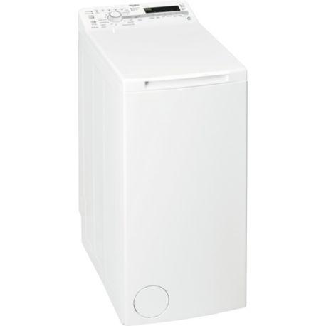 Lave linge top WHIRLPOOL TDLR55120SFR/N
