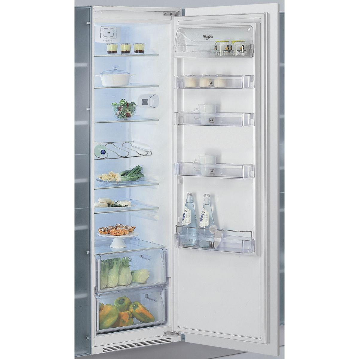 Réfrigérateur Intégrable Porte ARZA Whirlpool Webdistribcom - Refrigerateur encastrable 1 porte