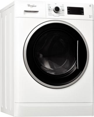 Lave linge séchant hublot Whirlpool WWDC 9614