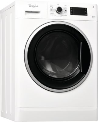 Lave linge séchant hublot Whirlpool WWDC 9716