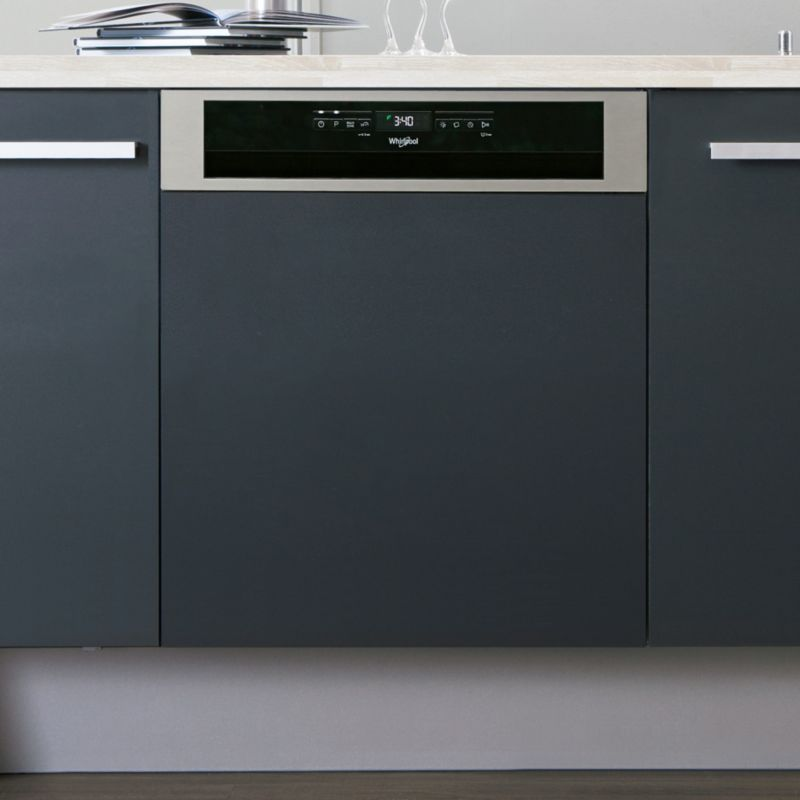 Lave vaisselle intégrable 60cm WHIRLPOOL WBO3T123PFX