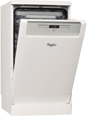 Lave Vaisselle 45 cm whirlpool adp 522wh