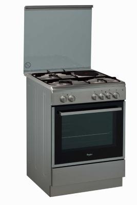 Cuisinière mixte Whirlpool ACMK6433IX