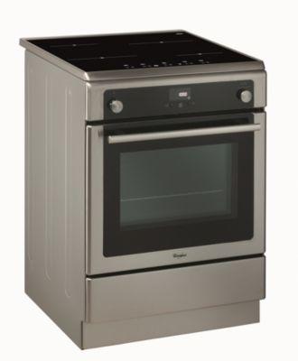 Cuisinière induction Whirlpool AXMT6634/IX