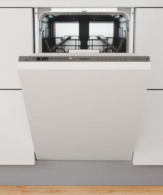 Lave vaisselle tout intégrable 45 cm Whirlpool WSIO3T223PEX