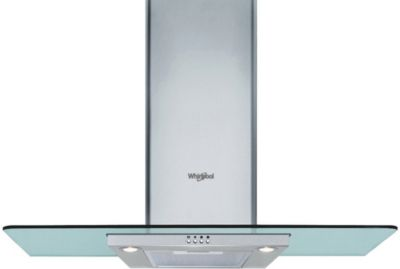 Hotte décorative murale Whirlpool WHFG94FLMX