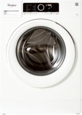 Lave linge hublot Whirlpool FSCR 80413