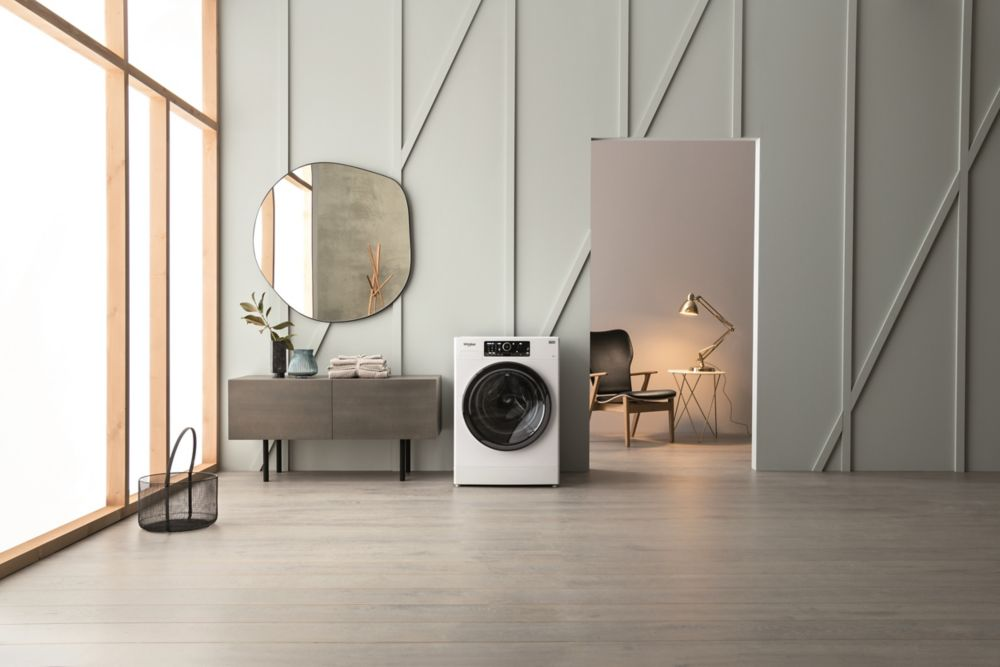 Machine à laver performante